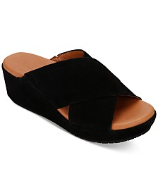 Gentle Souls by Kenneth Cole Women's Mikenzie Slide Sandals
