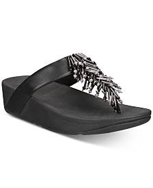 FitFlop Jive Treasure Flip-Flop Sandals