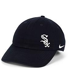 Nike Women's Chicago White Sox Offset Adjustable Cap