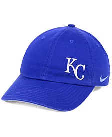 Nike Women's Kansas City Royals Offset Adjustable Cap