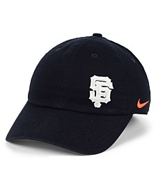 Nike Women's San Francisco Giants Offset Adjustable Cap