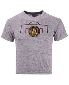 Majestic Big Boys Atlanta United FC Just Getting Started T-Shirt