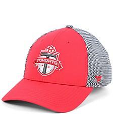 Authentic MLS Headwear Toronto FC Versalux Speed Flex Stretch Fitted Cap