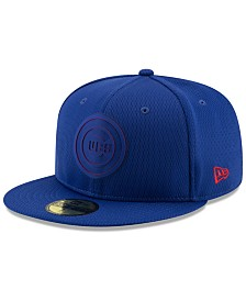 New Era Boys' Chicago Cubs Clubhouse 59FIFTY-FITTED Cap