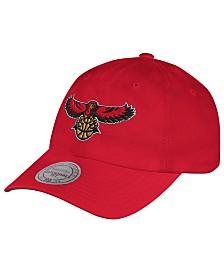 Mitchell & Ness Atlanta Hawks Hardwood Classic Basic Slouch Cap