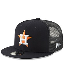 New Era Houston Astros All Day Mesh Back 9FIFTY Cap