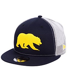 New Era California Golden Bears TC Meshback Snapback Cap