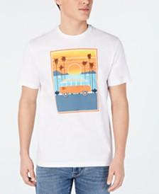 Club Room Men's Sunshine Van Graphic T-Shirt, Created for Macy's