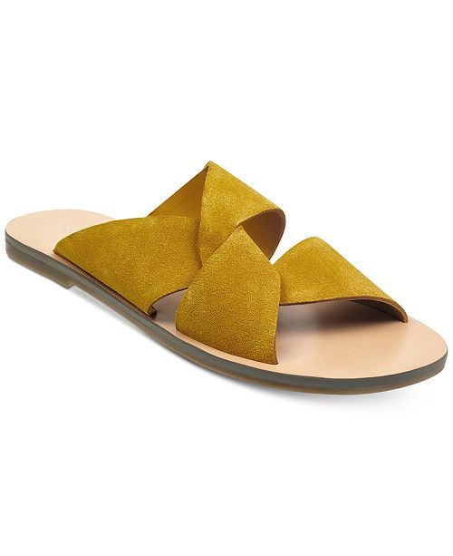 Marc Fisher Bomie Knot Flat Sandals
