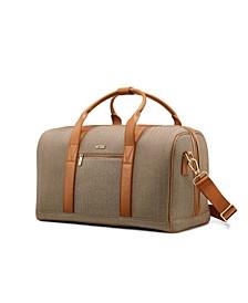 Herringbone DLX Weekender Duffel Bag