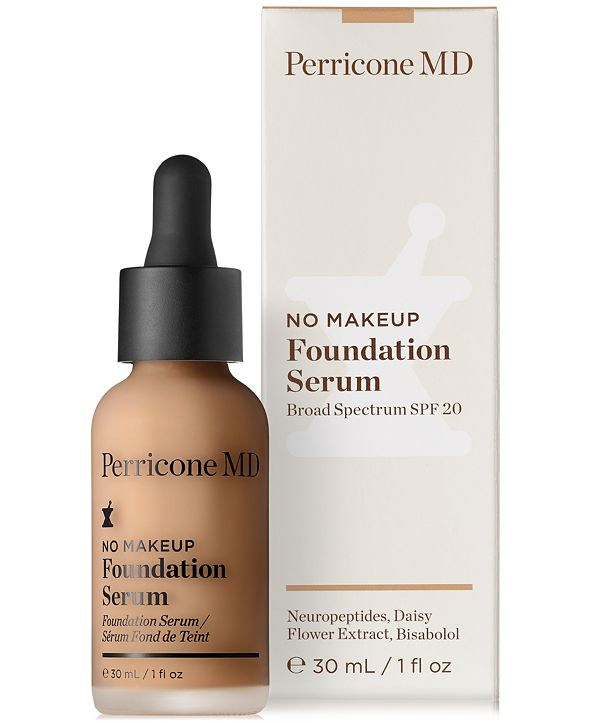 Perricone MD No Makeup Foundation SPF 30 | eBay