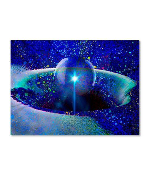 """Trademark Global MusicDreamerArt 'Spark Of Awareness' Canvas Art - 32"""" x 24"""" x 2"""""""
