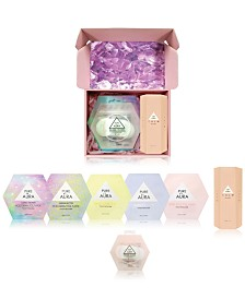 Pure Aura 7-Pc. Face Mask Set