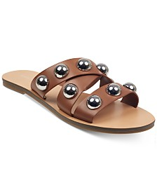 Marc Fisher Bryte Stud Sandals