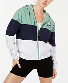 Luella Colorblocked Jacket