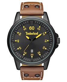 Men's Eastham Brown/Black Watch