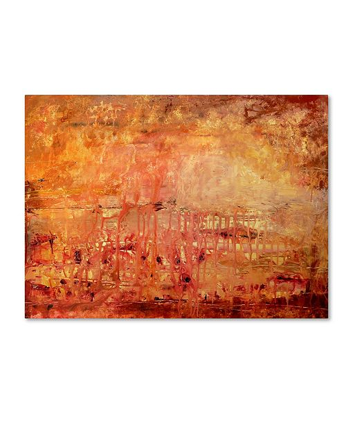 "Trademark Global Natasha Wescoat 'Unity' Canvas Art - 24"" x 18"" x 2"""