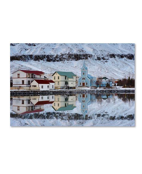 "Trademark Global Robert Harding Picture Library 'Church 9' Canvas Art - 24"" x 16"" x 2"""
