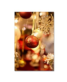 "Robert Harding Picture Library 'Christmas 13' Canvas Art - 19"" x 12"" x 2"""