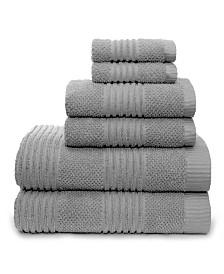 Dillon 6 Piece Bath Towel Set