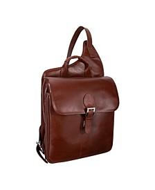 Siamod Sabotino Vertical Messenger Bag