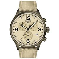 Tissot Beige Dial Mens Chronograph Watch T116.617.37.267.01 Deals