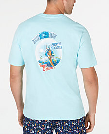 Tommy Bahama Men's Parrot Trooper Logo Graphic T-Shirt, Created for Macy's
