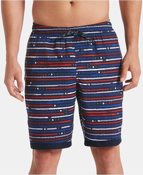 "Nike Men's Americana Horizon Stripe 9"" Swim Trunks"
