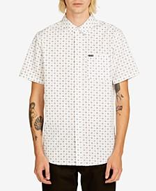 Men's Salt Dot Short Sleeve Shirt