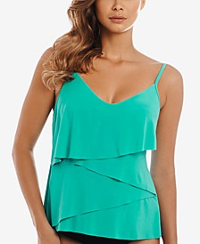 Chloe Tiered Tankini Top