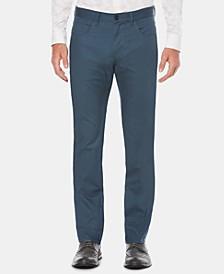 Men's Slim-Fit Panama Pants