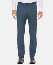 Perry Ellis Men's Slim-Fit Panama Pants