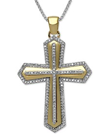 b2d6d2e4c Sterling Silver Cross Pendant: Shop Sterling Silver Cross Pendant ...