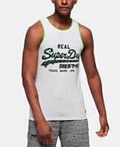 f581716d1ee58 Superdry Men s Logo Graphic Tank Top
