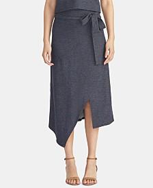 RACHEL Rachel Roy Emmy Asymmetrical A-Line Skirt