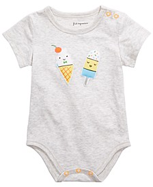 Baby Boys or Girls Popsicle Graphic Bodysuit, Created for Macy's
