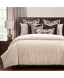 Siscoversdowny Frost 6 Piece Cal King High End Duvet Set