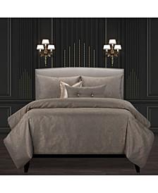 Jazz Club Bronze Luxury Bedding Set