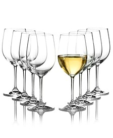 Vinum Chardonnay & Chablis Wine Glasses 8 Piece Value Set