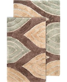 2-Piece Davenport Bath Rug Set