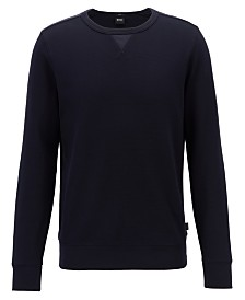 BOSS Men's Skubic 38 Slim-Fit Sweatshirt