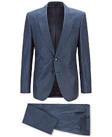 BOSS Men's Helward3/Gelvin Italian-Made Slim-Fit Suit