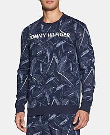 Tommy Hilfiger Modern Essentials Printed Long-Sleeve Sweatshirt