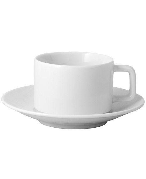 Bernardaud Dinnerware, Organza Teacup