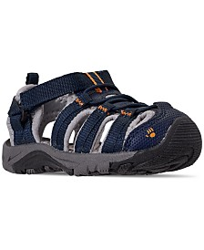 Bearpaw Toddler Boys' Memuru Cage Sandals from Finish Line