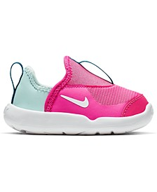 Toddler Girls' Lil' Swoosh Athletic Sneakers from Finish Line