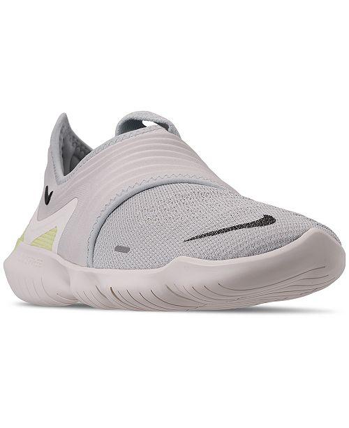 60e0c453de55 Nike Women s Free RN Flyknit 3.0 Running Sneakers from Finish Line ...