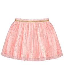 Toddler Girls Pleated Ruffle Skirt, Created for Macy's