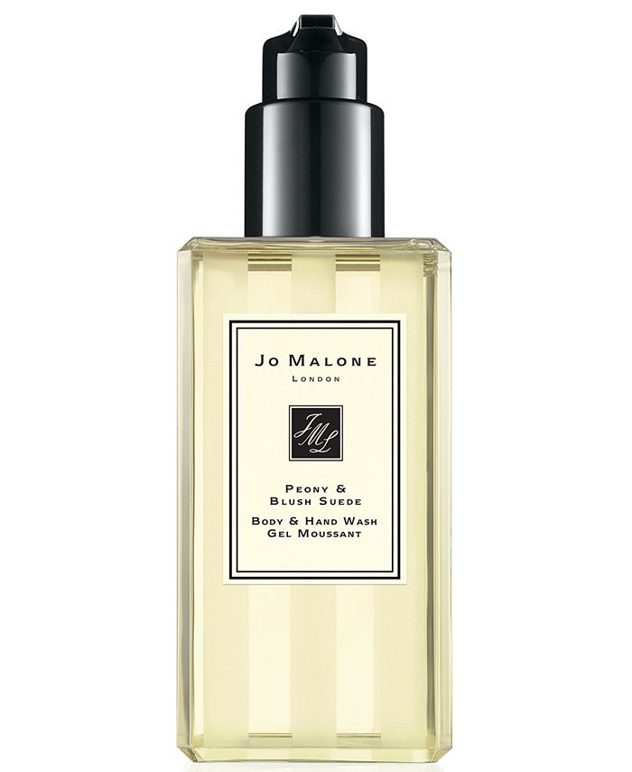 Jo Malone London - Peony & Blush Suede Body & Hand Wash, 8.5-oz.