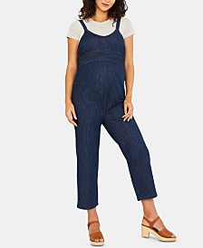 A Pea In The Pod Maternity Overalls